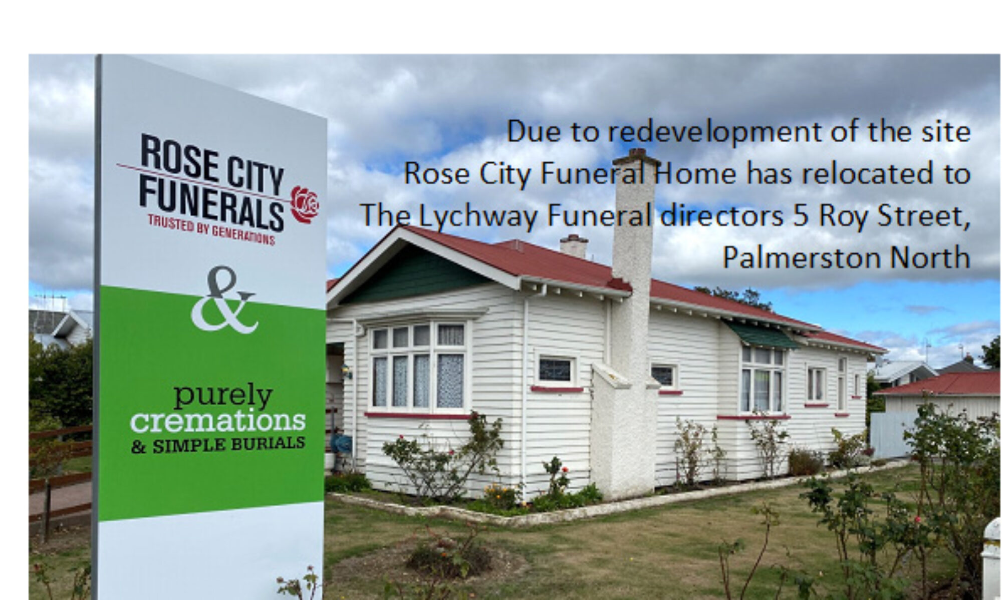 Rose City Funeral Home